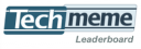 TechMeme Leaderboard logo